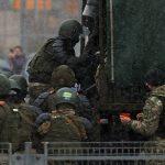 Во время воскресных акций протеста в Минске задержали около 250 человек
