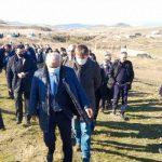 Дипломаты увидели последствия вандализма, который совершался армянами в Физули
