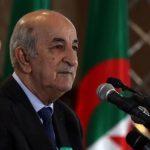 Президент Алжира подписал указ о роспуске нижней палаты парламента