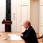 Путин проинформировал членов Совбеза РФ о контактах с Алиевым и Пашиняном