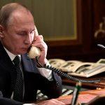 Путин провел с Алиевым и Пашиняном телефонные разговоры