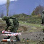 В Карабахе ранен российский миротворец