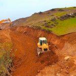 Началось строительство автомобильной дороги в Шушу