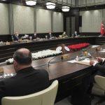 Эрдоган обсудит с членами правительства ситуацию в Нагорном Карабахе