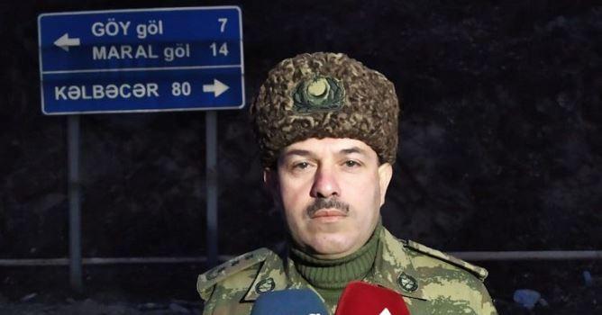Вагиф Даргяхлы: «Части азербайджанской армии вошли в Кельбаджар с двух направлений»