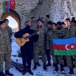 Первый клип в Шуше: звездный десант из Баку побывал в Карабахе