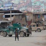 Столица Афганистана подверглась ракетному обстрелу