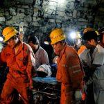 При взрыве газа на шахте в Китае погибли десятки человек