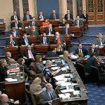 Процесс по импичменту Трампу стартовал в сенате США