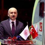 Завтра Турция направит в Китай первый экспортный грузовой состав