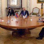 В Москве состоялась встреча глав служб безопасности Азербайджана и Армении