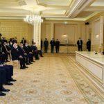 ЗаявленияИльхама Алиева и Реджеп Тайип Эрдогана для прессы
