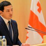 Талаквадзе снова стал председателем грузинского парламента