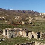 Кадры из села Нифталылар Джебраильского района - ВИДЕО
