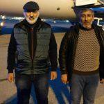 Дильгам Аскеров вернулся домой - ФОТО