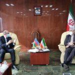 Иранские компании могут принять участие в восстановительных работах на освобожденных территориях