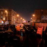 В Ереване полиция начала задерживать митингующих