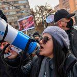 В центре Еревана завершилась акция оппозиции