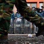 В Ереване задержали оппозиционеров