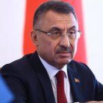 Вице-президенту Турции Октаю стало плохо в прямом эфире