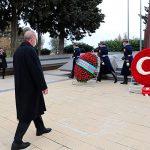 Президенты Азербайджана и Турции посетили могилу Гейдара Алиева, Аллею шехидов и памятник в честь турецких шехидов