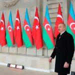 """Ильхам Алиев: """"Зангезурский, Гейчинский, Иреванский махалы – наши исторические земли"""""""