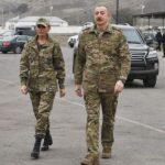 Мехрибан Алиева поделилась публикацией в связи с поездкой в освобожденные районы - ВИДЕО