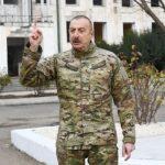 Президент Азербайджана: Дорога в Шушу историческая, это дорога к Победе - ВИДЕО