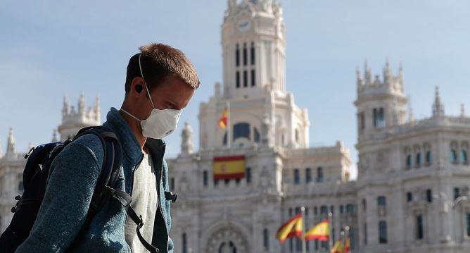 В Испании за сутки выявили 34 тысячи заражений коронавирусом
