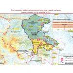В карту нахождения миротворцев России в Карабахе внесены изменения