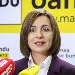 Санду предложила премьеру Молдовы уйти в отставку