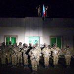 В освобожденном от оккупации Лачинском районе поднят Азербайджанский флаг