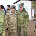 Глава СГБ Азербайджана встретился с командующим российскими миротворцами