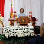 В Молдове Майя Санду принесла присягу и вступила в должность президента