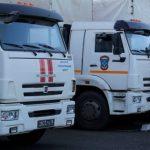 В Ханкенди прибыли дополнительные силы МЧС России