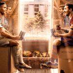 «Барса» показала картинку с Месси и Роналду перед игрой с «Юве»