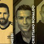 Роналду, Месси, Роналдо – лучшие нападающие в истории