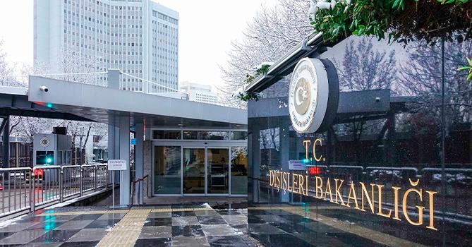 В Анкаре всецело отвергают позицию ЛАГ по Турции