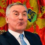 """Джуканович: """"Россия пыталась вмешаться в выборы в Черногории"""""""