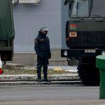 Правозащитники сообщили, что на акциях протеста в Беларуси задержаны почти 100 человек