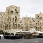 Парад Победы в Баку: Выступления президентов Азербайджана и Турции - ОБНОВЛЕНО