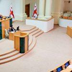В грузинском парламенте сформированы две новые оппозиционные фракции