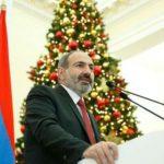 «Кто не спрятался, я не виноват» - Новогоднее обращение Никола Пашиняна