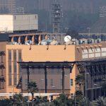 Посольство США в Багдаде подверглось обстрелу
