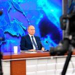 Путин еще не решил, будет ли он баллотироваться в 2024 году