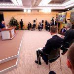 Путин заявил, что численность российских миротворцев в Карабахе может быть увеличена только с согласия сторон