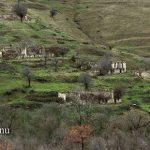 Кадры из освобожденного от оккупации села Гараджаллы Джебраильского района - ВИДЕО