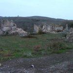 Минобороны Азербайджана распространило видеокадры из села Шихалиагалы Джабраильского района