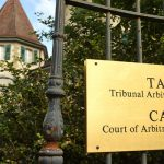 Спортивный суд в Лозанне отстранил Россию от Олимпиад на два года