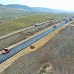 На строительство дороги выделено 6,8 млн манатов